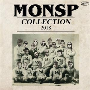 Monsp Collection 2018 on Various Artist poppoon albumi LP.