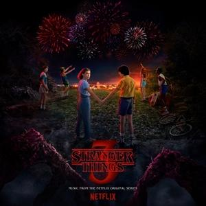 Stranger Things: Soundtrack From The Netflix Original Series, Season 3 on V/A vinyyli LP-levy.