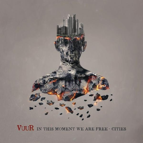 In This Moment We Are Free - Cities on VUUR bändin vinyyli LP.