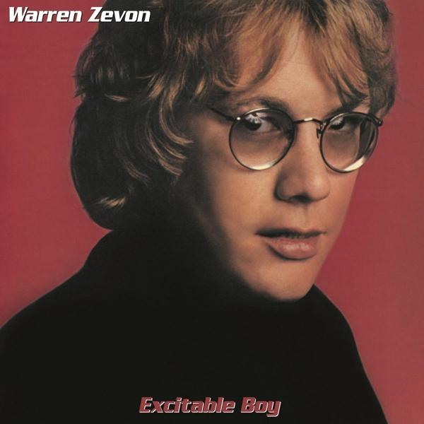 Excitable Boy on Warren Zevon artistin LP-levy.