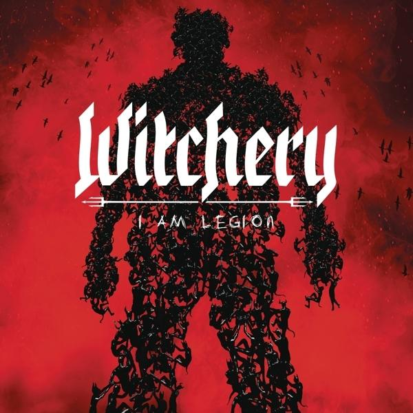 I Am Legion on Witchery bändin vinyyli LP.