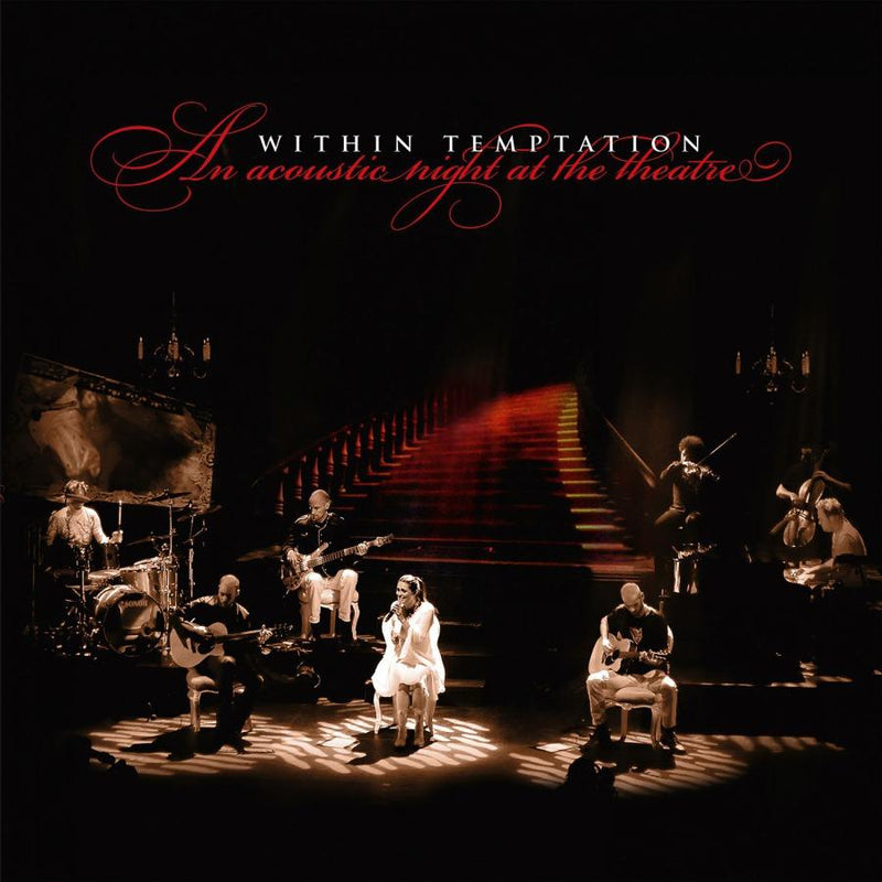 An Acoustic Night At The Theatre on Within Temptation yhtyeen LP-levy.