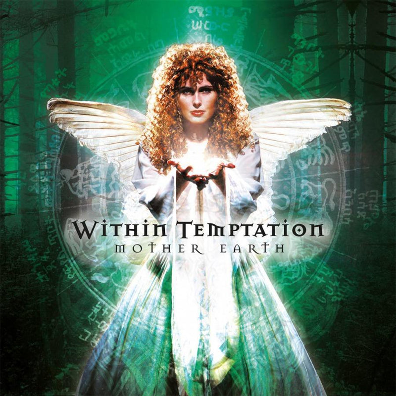 Mother Earth on Within Temptation yhtyeen LP-levy