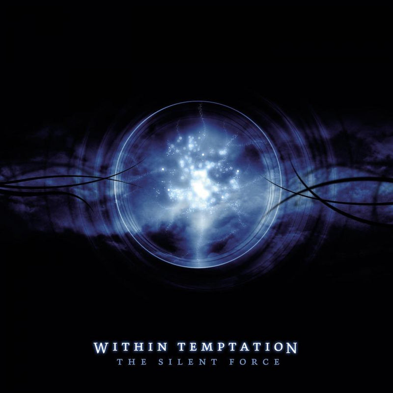 Within Temptation Silent Force vinyylilevy