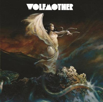 Wolfmother Wolfmother vinyylilevy