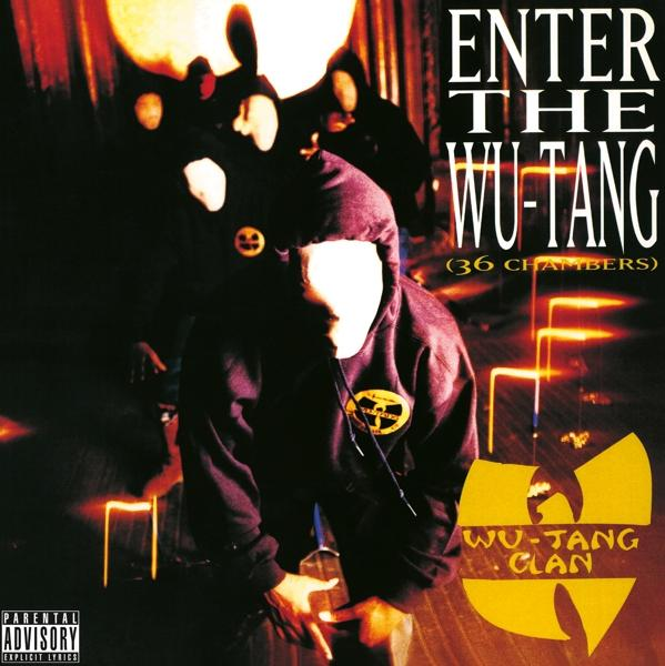 Enter The Wu-Tang (36 Chambers) on Wu-Tang Clan bändin vinyyli LP.