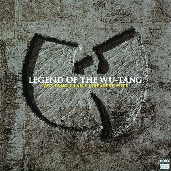 Legend Of The Wu-Tang: Wu-Tang Clan's Greatest Hits on Wu-Tang Clan bändin vinyyli LP.