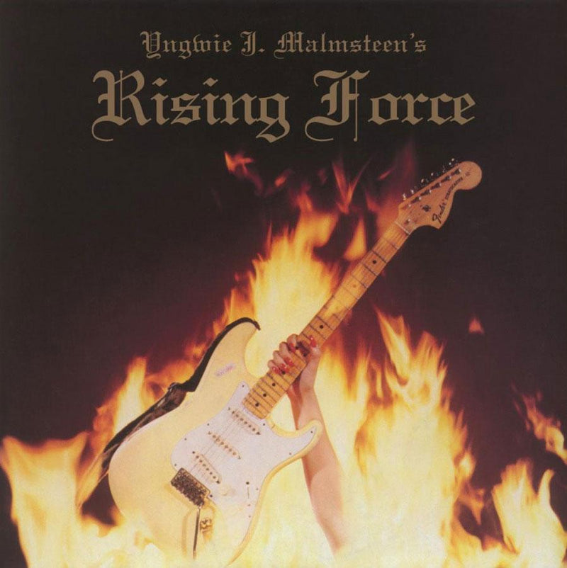 Rising Force on Yngwie Malmsteen artistin LP-levy.