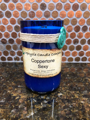 Coppertone Sexy Natural Soy Candle
