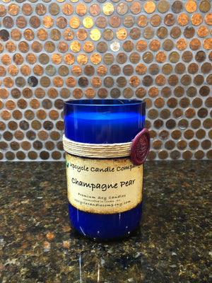 Champagne Pear Natural Soy Candle