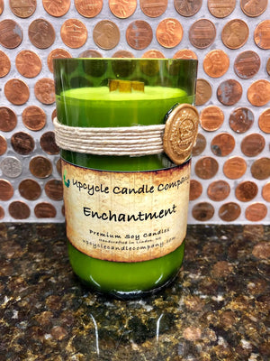 Enchantment Natural Soy Candle