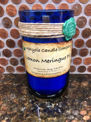 Lemon Meringue Natural Soy Candle