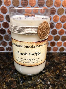 Fresh Coffee Natural Soy Candle