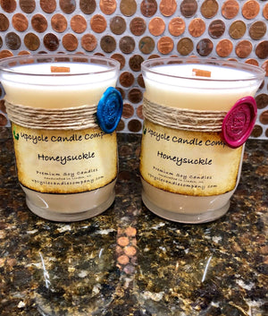 Honeysuckle Natural Soy Candle