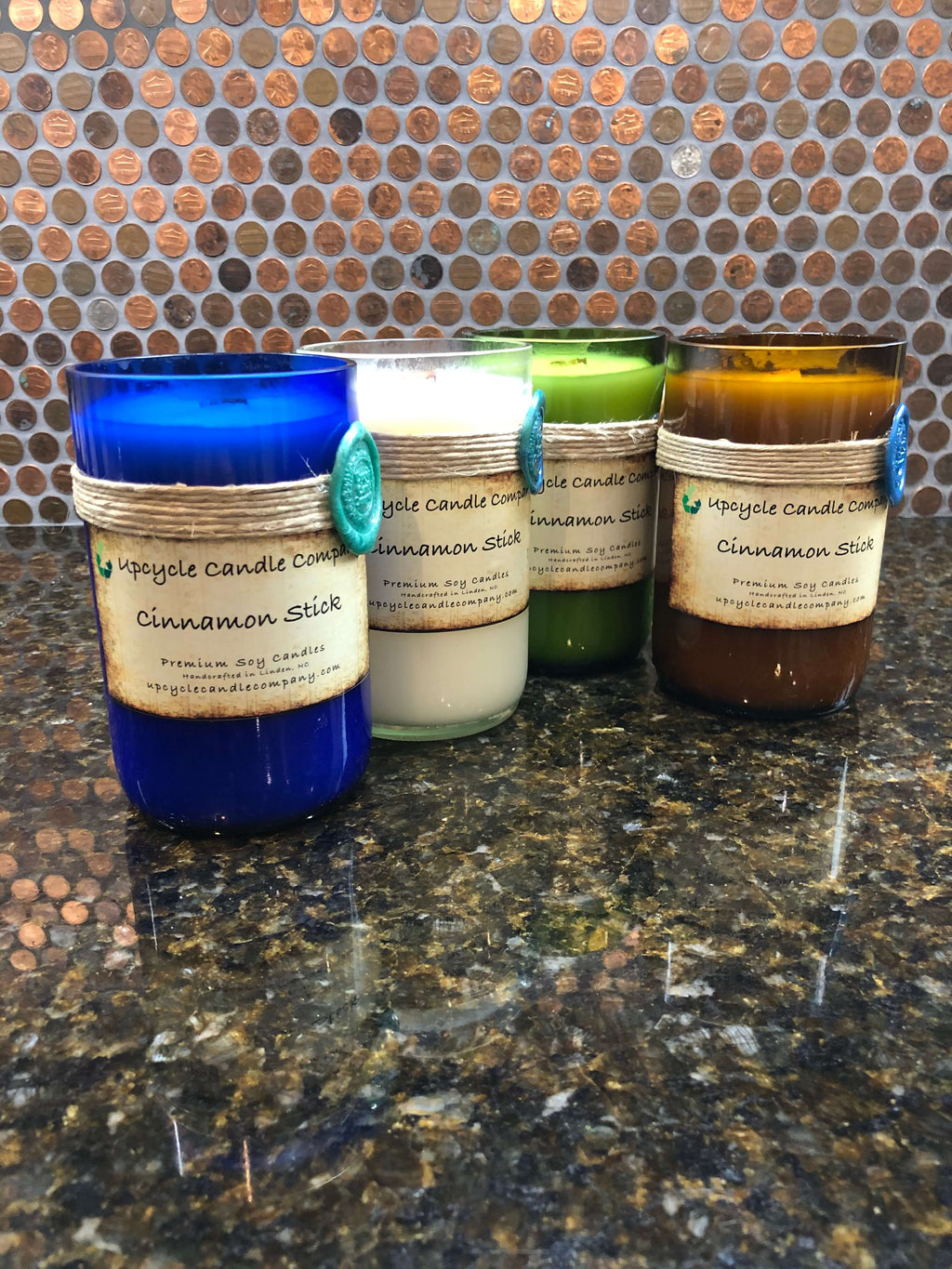 Cinnamon Stick Natural Soy Candle