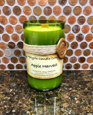 Apple Harvest Natural Soy Candle