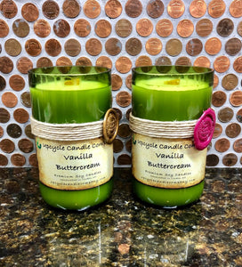 Vanilla Buttercream Natural Soy Candle