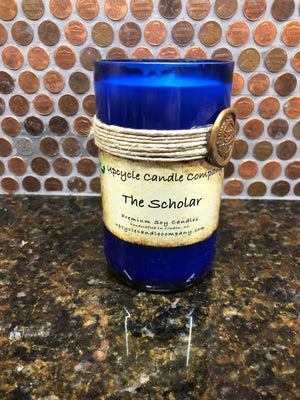 The Scholar Natural Soy Candle
