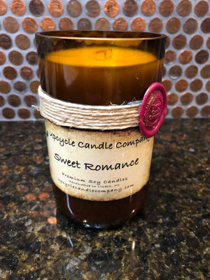 Sweet Romance Natural Soy Candle