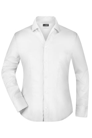 Ladies' Business Blouse Langarm James & Nicholson