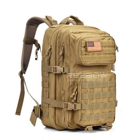 TACTICAL Military Backpack - Far Far Travel
