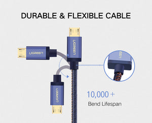 Micro USB Charging Cable - Far Far Travel