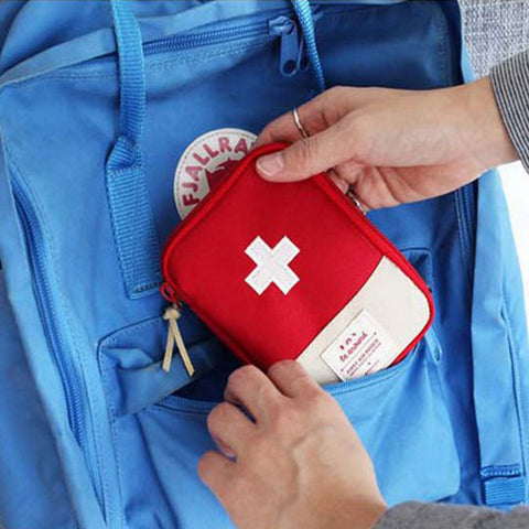 Travel Portable Storage Bag First Aid - Far Far Travel