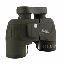 Military Binoculars - 132m/1000mWith (Compass Waterproof Fogproof) - Far Far Travel