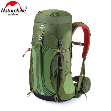 Professional Hiking Climbing Backpack with Suspension System