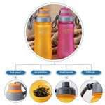 Water Bottle with Tea Infuser