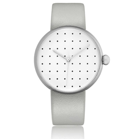 Minimalist CreativeDotted Women Watch