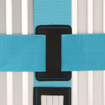 Luggage Safety Belt Double Cross - Far Far Travel