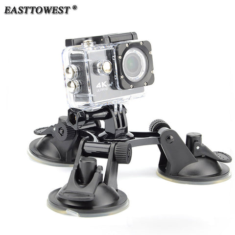 Action Camera Mount for - Go Pro, Xiaomi, Yi, Sjcam - Far Far Travel