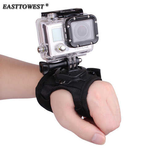 Hand Strap Mount for Action Camera - Far Far Travel