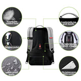 Backpack 15.6inch laptop & USB for charging - Far Far Travel