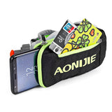 Outdoor Running Bag 250ML Handheld Water Bottle and Hand Bag For 4.7 inch Phone