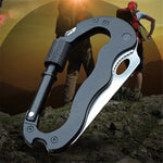 Carabiner 5 in 1 - Far Far Travel