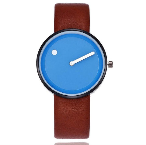 Minimalist Wristwatches Dot and Line - Far Far Travel