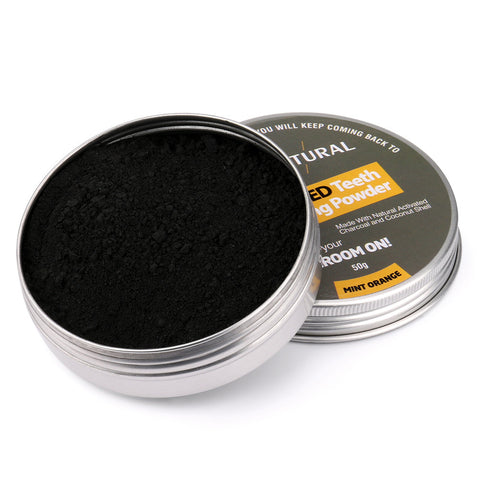 Charcoal Teeth Whitening Powder - Far Far Travel