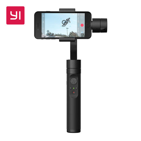 Gimbal YI 3-Axis Handheld Stabilizer - Far Far Travel