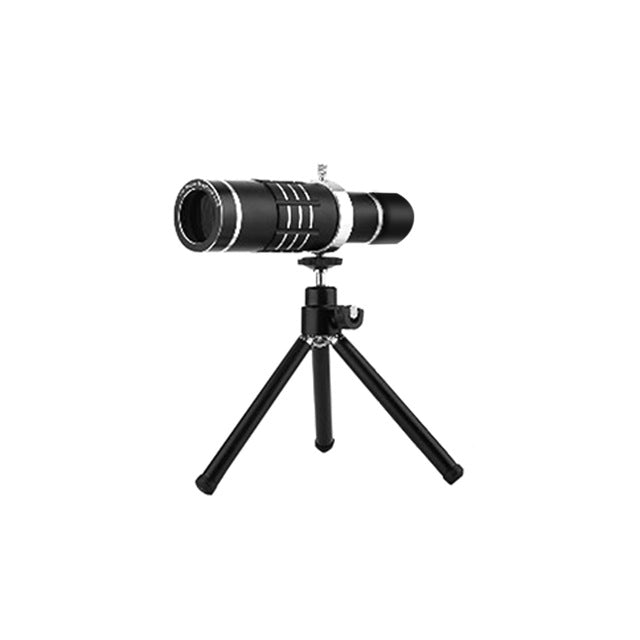 Telephoto Lens for your Telephone - ET 18x Zoom - Far Far Travel