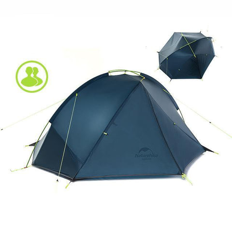 Professional Tent 4-1.6 Kg for1-2 Person - Far Far Travel