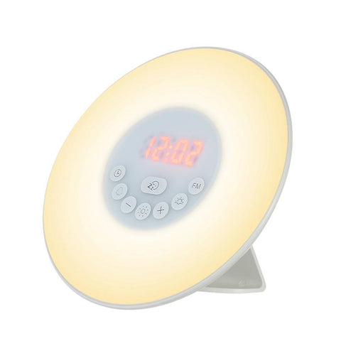 Wake-Up Light Therapy Alarm Clocks - Far Far Travel