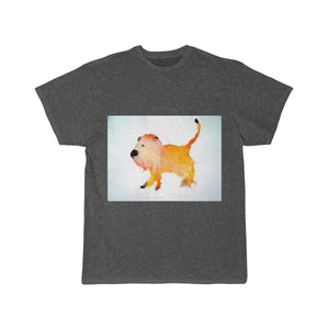 """Watercolor Lion"" T-Shirt"