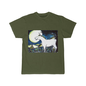 """Platero with Moon"" T-Shirt"