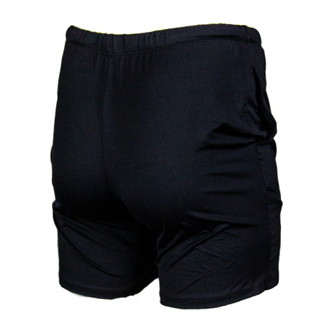 VON MOGER PREMIUM ATHLETIC SHORTS [NEON GREEN/BLACK]