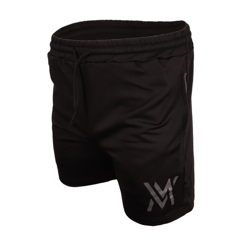 VON MOGER PREMIUM TRAINING SHORTS [BLACK]
