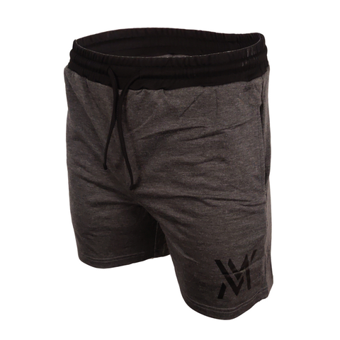 VON MOGER PREMIUM TRAINING SHORTS [GREY]