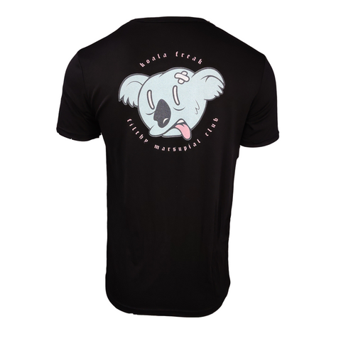 Koala Freak Filthy Marsupial Tee [Black]