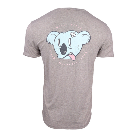 Koala Freak Filthy Marsupial Tee [Grey]